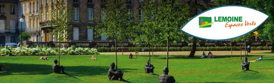 Soci t lemoine jardin services for Societe espace vert